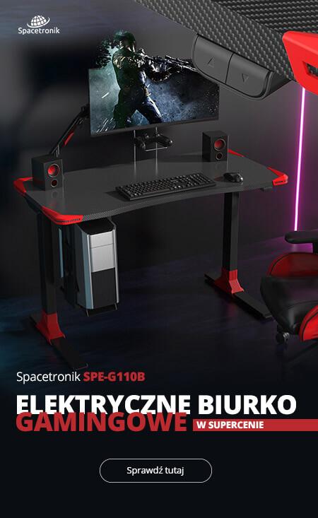Biurko Gamingowe Spacetronik SPE-G110B